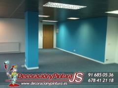 Pintores de oficinas