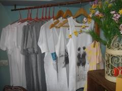 Camisetas de algod�n vintage marca place 5 (francia)
