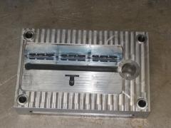 Molde de inyecci�n de aluminio