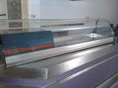 Reparaci�n de vitrinas refrigeradas