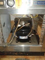 Cambio de compresor para c�mara frigor�fica