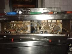 Reparaci�n de maquinar�a para hosteler�a