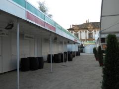Casetas de exposicion exterior