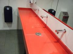Lavamanos en centro comercial el muelle - gran canaria (4)