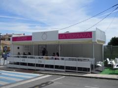 Terrazas modulares para hosteleria