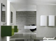 Mobiliario integral de ba�o, muebles y complementos de ba�o.