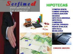 Hipotecas Serfimed