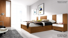 Dormitorio - esenzia - ambiente 7916