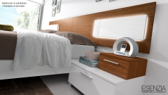 Dormitorio - esenzia - detalle ambiente 7903