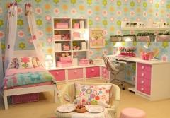 dormitorio juvenil-ni�a. Se hacen por modulos