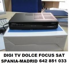 ABONAMENT ANTENE PARABOLICE DIGI TV SPANIA MADRID