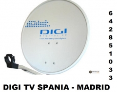 CONTRACTE VANZARI ANTENE RECEPTOARE DIGI TV SATELIT
