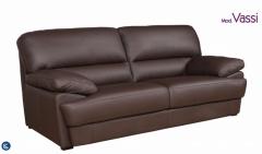 Sofa modelo vassi de piel confort