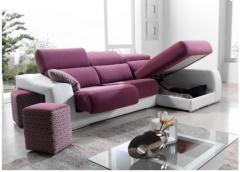 Sofa modelo sandra de pedro ortiz
