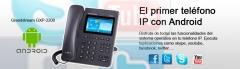 Gxp2200 teléfono ip empresarial multimedia basado en android™  gxp2200 teléfono empresarial multimed