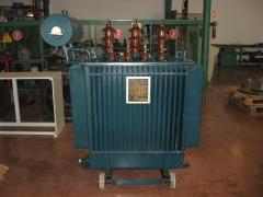 Transformador aeg de 250 kva. 11-20 kv. 398-230v - 230-133 v.