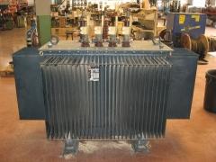 Transformador de ocasi�n incoesa 1250 kva. 15-20kv. 420-242 v.
