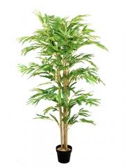 Bambu artificial pequeño con 5 cañas 190 Bambus artificiales oasis decor