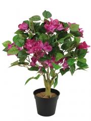 Planta buganvilla artificial pequeña plantas artificiales oasis decor