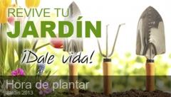 Ofertas de jardiner�a