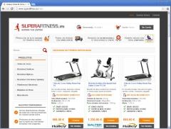 Tienda online superafitness