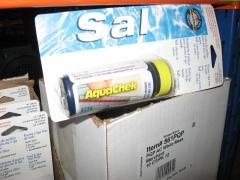 Aquachek sal.
