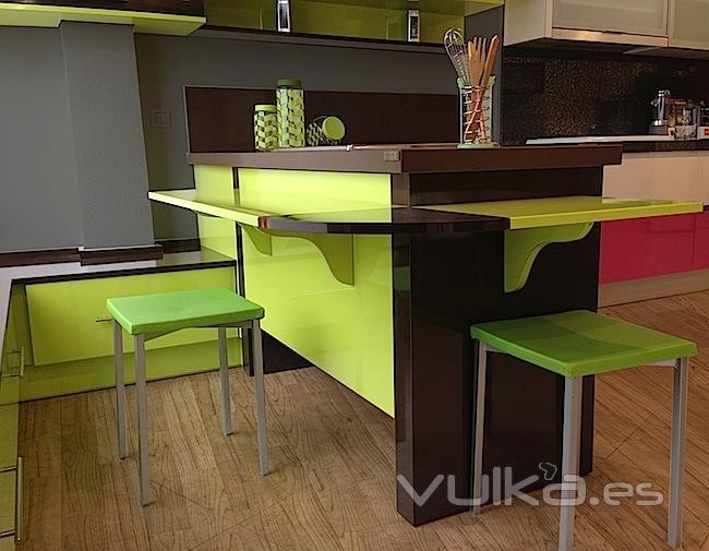 Muebles de cocina en polan toledo ideas for Muebles de cocina toledo
