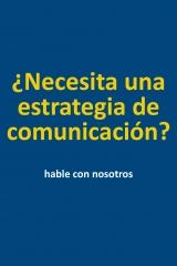 �necesita una estrategia de comunicaci�n?