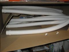 Tubos de conexi�n limpiafondos barracuda.