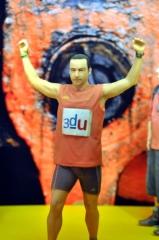 Esculturas 3d - threedee-you foto-escultura 3d-u - color primavera - trofeos personalizados deporte