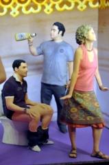 Esculturas 3d - threedee-you foto-escultura 3d-u - color primavera-te vas a quedar de piedra regalos