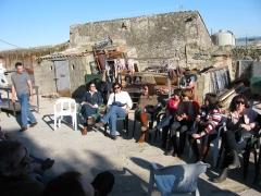 Actividad lúdica: matanza organizada para el i encuentro formativo-cultural de trujillo