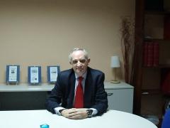D. Rafael Rodríguez Jiménez. Presidente del Comité Ejecutivo AEDAE