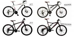 Moma bikes gtt y Equinox - varias versiones