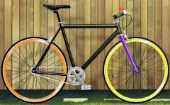 bicicleta moma, fixie  urban