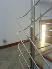 Variedad de opciones para escaleras