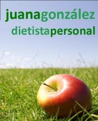 Juana mª gonzález, dietista personal