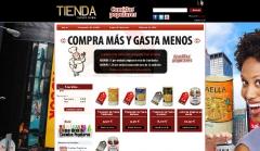 Nueva tienda online de comidas populares - www.tiendacomidaspopulares.com