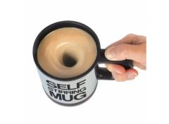 La taza remolino se encargará de moverlo y dejarlo en su punto.