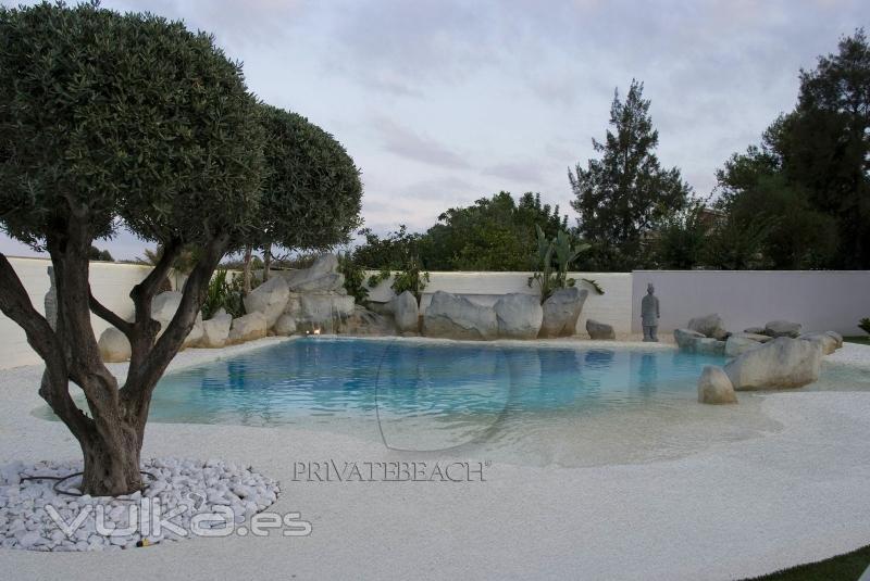 Foto piscinas de arena for Fotos de piscinas de arena