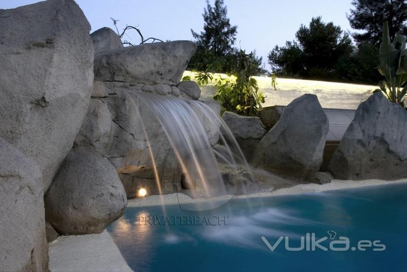 Piscinas e instalaciones deportivas caudal galicia for Construccion de piscinas en galicia