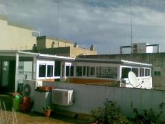 Cerramientos de patios y azoteas