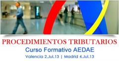 Curso Formativo AEDAE: