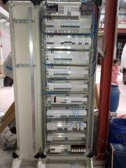 Cuadros electricos para baja tensión.