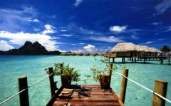 Polinesia, Paraiso Terrenal