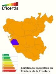 Certificado energetico/eficiencia energ�tica chiclana