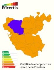 Certificado energético/eficiencia energética jerez de la frontera