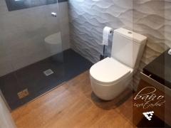 Baño de habitación invitados en casa realizada por cef valencia