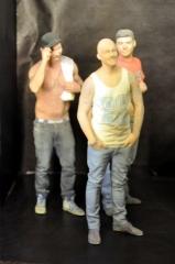 Orgullo gay madrid 2013 - regalos y souvenirs personalizados - threedee-you foto-escultura 3d-u