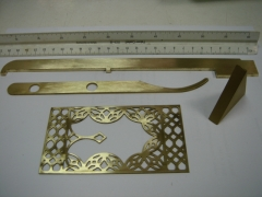 Formas diversas en multiples materiales